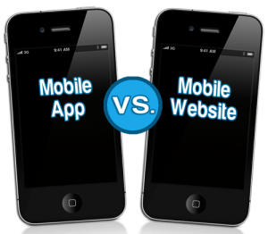 Mobile App Vs Mobile Website