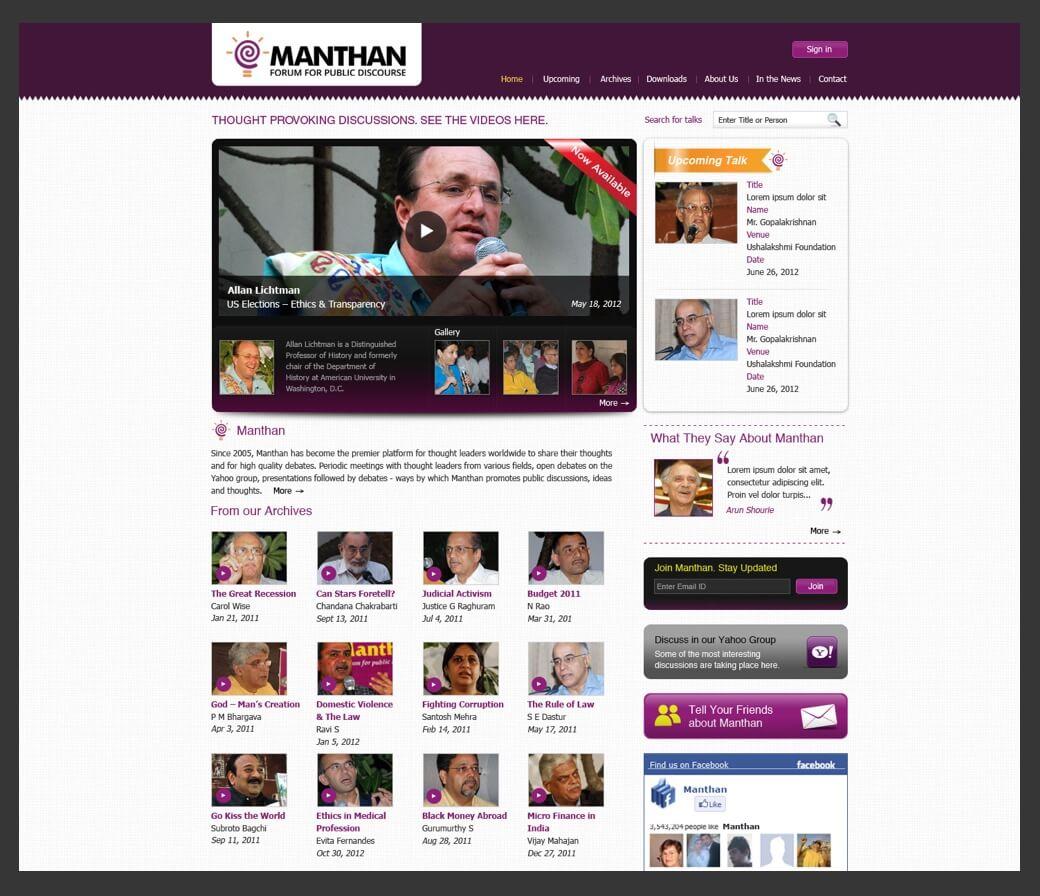 Manthan India