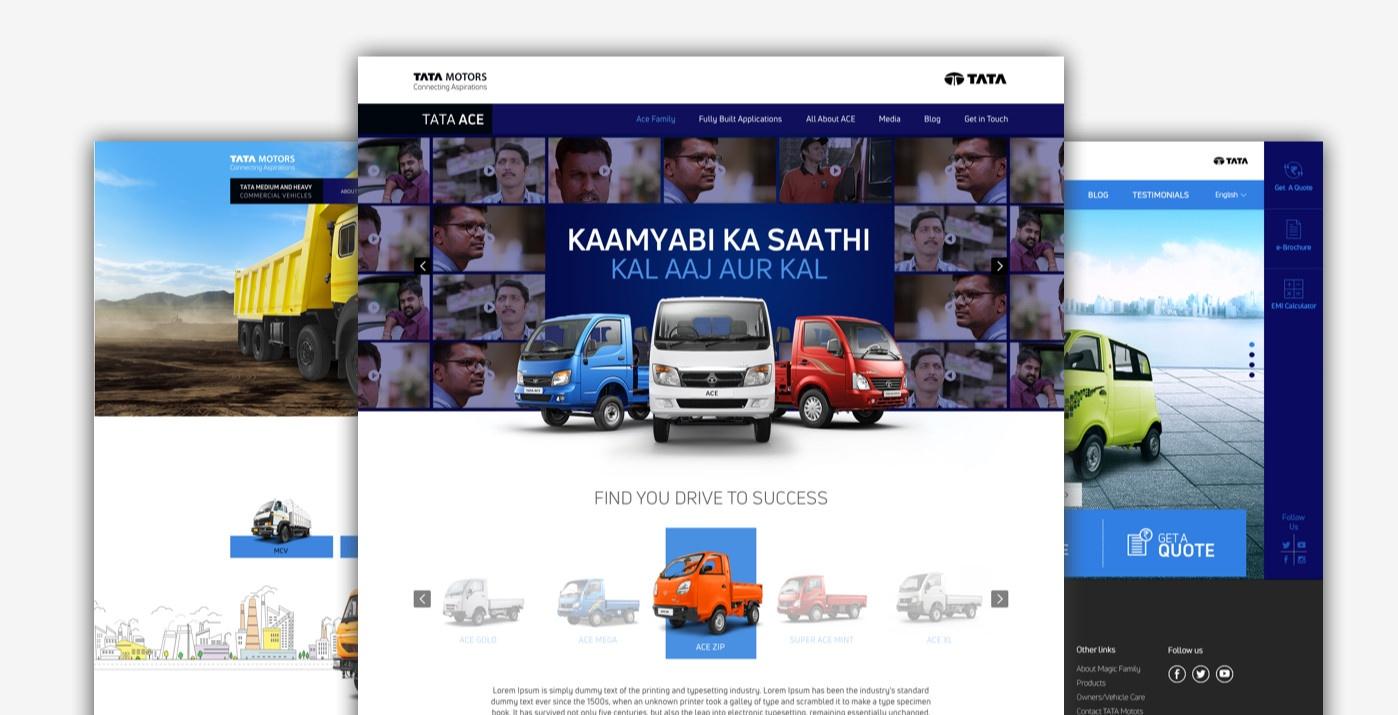 Tata Motors – SEO